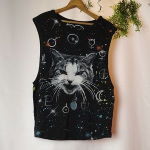 Urban outfitters kitty tank